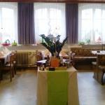 Feiern in der Gaststätte Lamm in Offenau